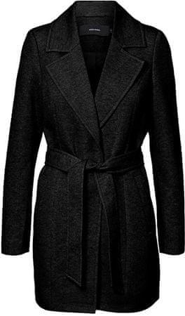 Vero Moda Női kabát VMVERODONA TRENCHCOAT NOOS Black (méret XS)