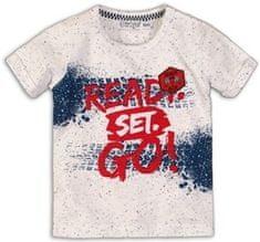 Dirkje chlapecké tričko Ready Go!