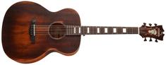 D'Angelico Premier Tammany Aged Natural Akustická gitara