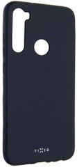 Fixed Zadný pogumovaný kryt Story pre Xiaomi Redmi Note 8T FIXST-455-BL, modrý