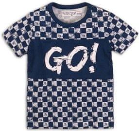 Dirkje fiú póló Go! 86, kék