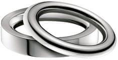 Calvin Klein Set jeklenih obročev Kavelj KJ06AR0102