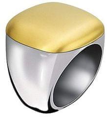 Calvin Klein Dvobarvni obroč Placid KJ0CER2001