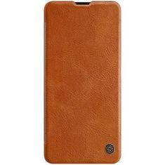 Nillkin Qin Book Pouzdro pro Xiaomi Redmi Note 8T Brown (2450013)