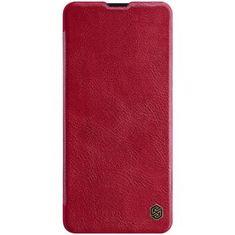 Nillkin Qin Book Pouzdro pro Xiaomi Redmi Note 8T Red (2450012)