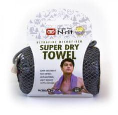 N-Rit Super savý uterák Šedý M