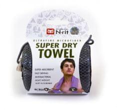 N-Rit Super savý uterák Šedý L