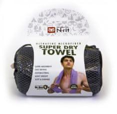 N-Rit Super savý uterák Šedý XXL