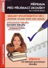 Základy společenských věd I. - Příprava pro přijímací zkoušky