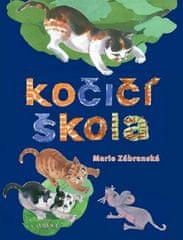 Marie Zábranská: Kočičí škola