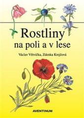 Václav Větvička: Rostliny na poli a v lese