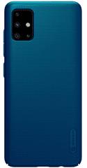 Nillkin Frosted maska za Samsung Galaxy A51, plava