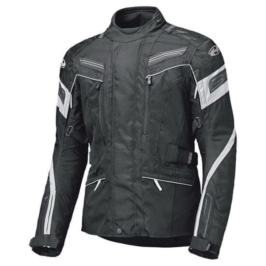 Held pánská nadrozměrná moto bunda LUPO vel.8XL černá/bílá, voděodolná membrána