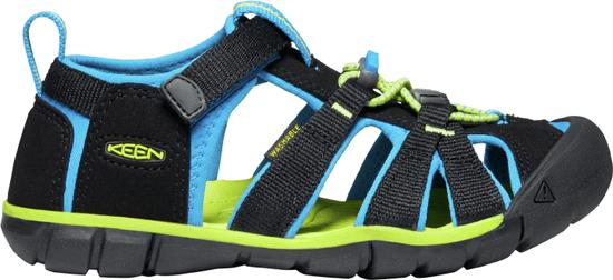KEEN detské sandále Seacamp II CNX K 1022969 24 čierne