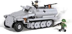 Cobi 2472A II WW Sd. Kfz. 251/9 Ausf. C