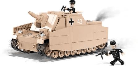 Cobi 2514 Small Army II WW Sturmpanzer IV Brummbar Sd Kfz 166