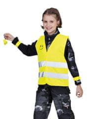 Cerva Narda set - dětský výstražný reflexní balíček
