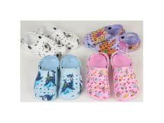 Dětské gumové pantofle, vel. 30-35
