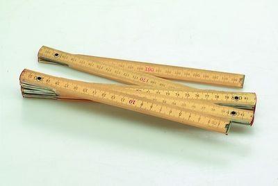 Asist Skládací metr 2mx16mm
