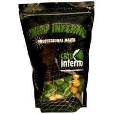 Carp Inferno Boilies Nutra line 20 mm 1 kg|Citrus (žlutá)