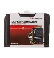 4Cars 4CARS Závesný organizér zadného sedadla s vyklapacím stolíkom 60x38 cm