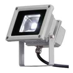 BIG WHITE BIG WHITE LED Outdoor BEAM stříbrošedá, 10W, bílá, 100°, IP65 1001633