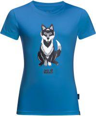 Jack Wolfskin Koszulka chłopięca WOLF T KIDS