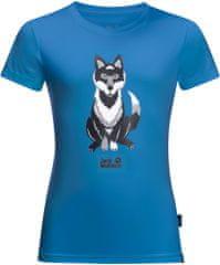 Jack Wolfskin chlapecké tričko WOLF T KIDS