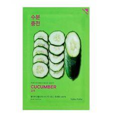 Holika Holika Plátýnková Soothing Mask Cucumber ( Essence Mask Sheet) Pure ( Essence Mask Sheet) 23 ml