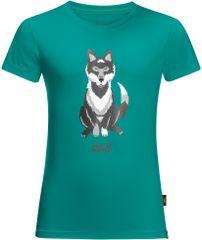 Jack Wolfskin WOLF T KIDS otroška majica