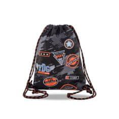 CoolPack Vak na záda Sprint černý/oranžový