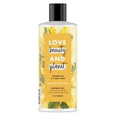 Love Beauty & Planet Hydratačný sprchovací gél s ylang-ylang a kokosovým olejom (Tropical Hydration Shower Gel)