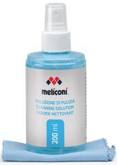 Meliconi 621001 C-200 Čisticí sprej 200 ml + utěrka