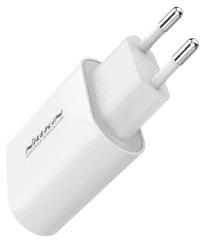 Nillkin Bijou 18W PD USB Cestovní Nabíječ White EU Blister (2449864)