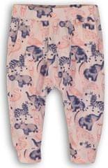 Dirkje dekliške hlače z živalmi