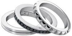 Calvin Klein Obroč Astound 3in1 KJ81BR0501