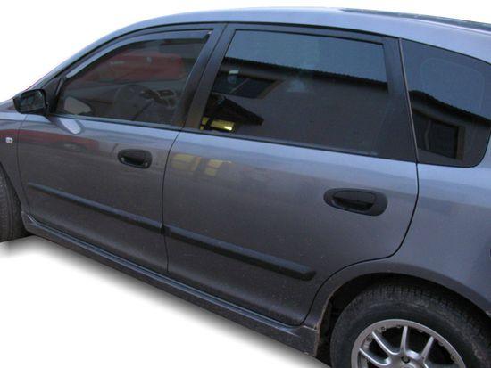 Team Heko Ofuky oken Honda Civic 5D HTB 2001-2005 4ks přední+ zadní