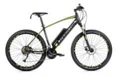 Leader Fox ARIMO MTB električno kolo, zeleno-črno