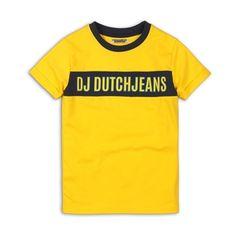 DJ-Dutchjeans chlapčenské tričko TD2218