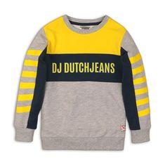 DJ-Dutchjeans TD2304 pulover za dječake