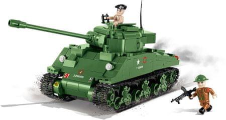 Cobi 2515 Small Army II WW Sherman Firefly tank