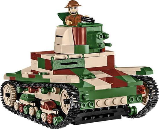Cobi 2520 Small Army II WW Vickers Mk. E Type B