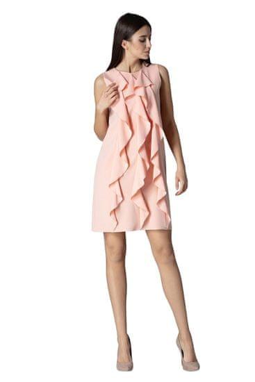 Figl Společenské šaty model 126039 Figl L