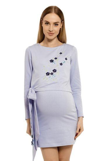 PeKaBoo Těhotenské šaty model 113211 PeeKaBoo L/XL