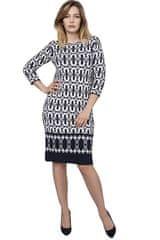 MKM Denní šaty model 138897 MKM