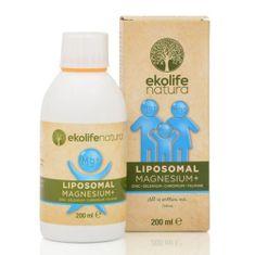 Ekolife Natura Liposomal Magnesium+ 200 ml