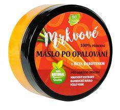 VIVACO Prírodné mrkvovej maslo po opaľovaní 150 ml