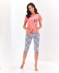 TARO Krátké dámské pyžamo 2169 DONATA S-XL