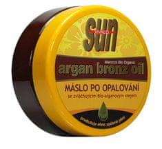 Sun Zvláčňujúce maslo Argan bronz oil po opaľovaní 200 ml