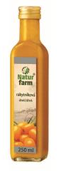 Natur farm Rakytníková dreň 100% 0,25 l